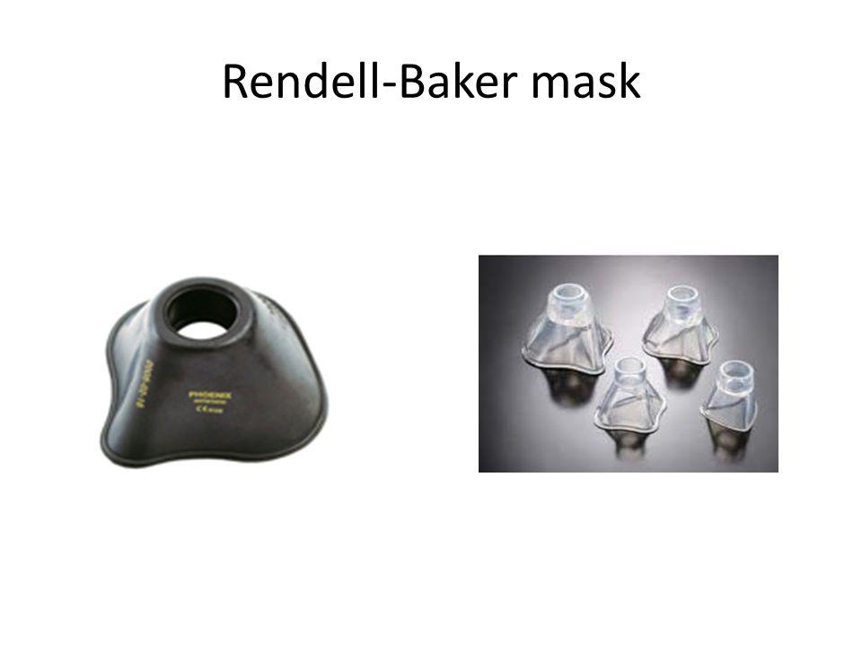 Rendell-Baker mask