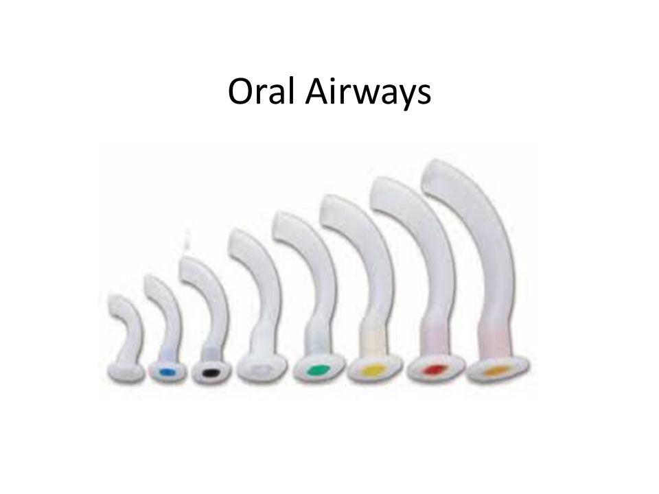 Oral Airways