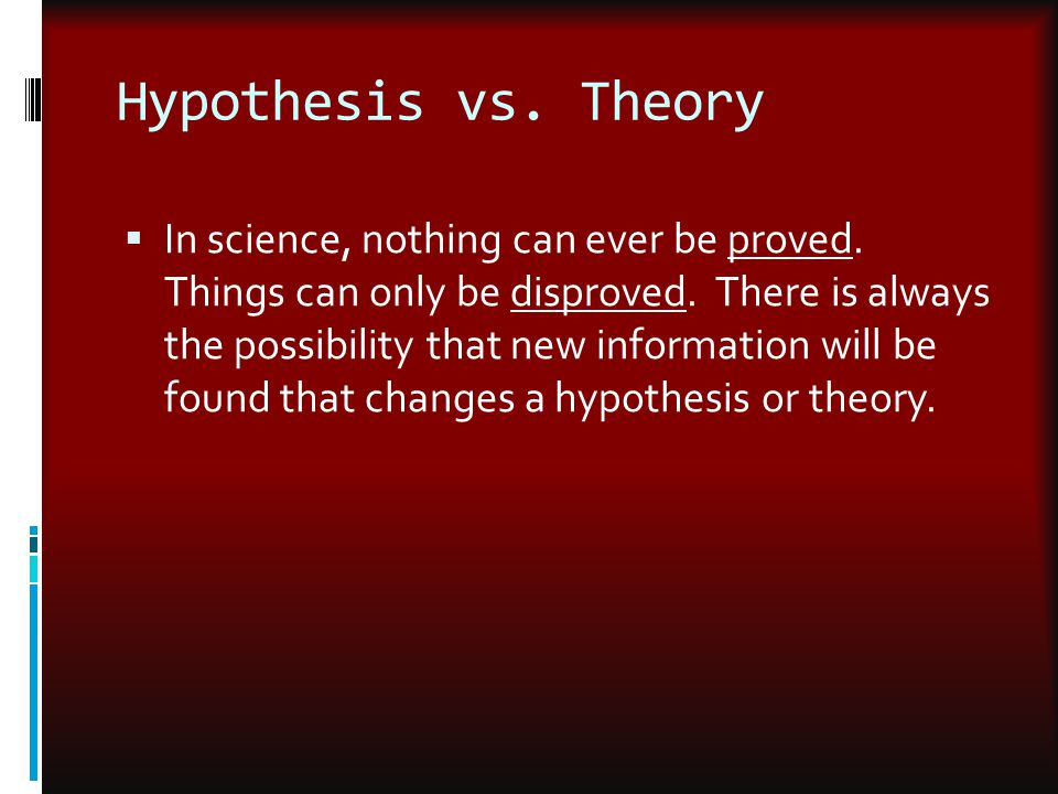 Scientific Method An logical thought process used by scientists to understand our world FIVE STEPS: 1.