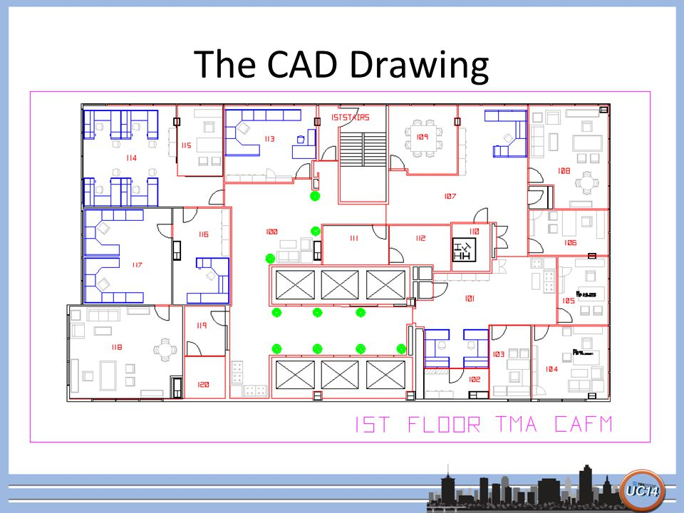 The CAD Drawing
