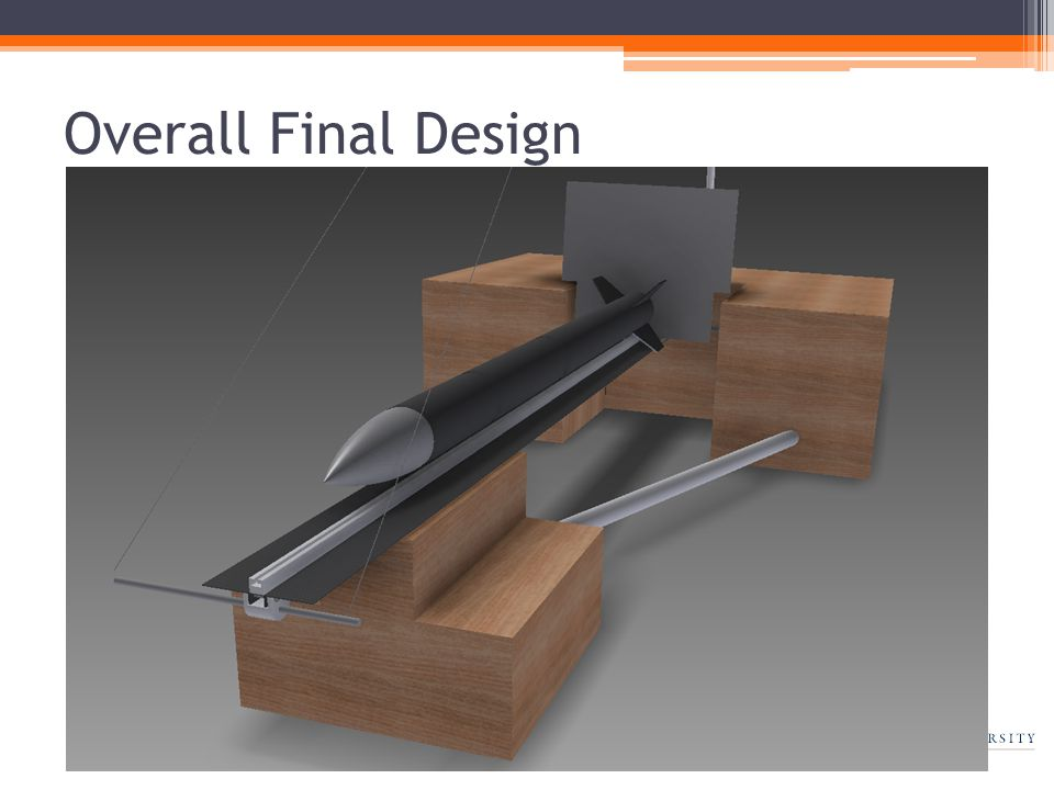 Overall Final Design