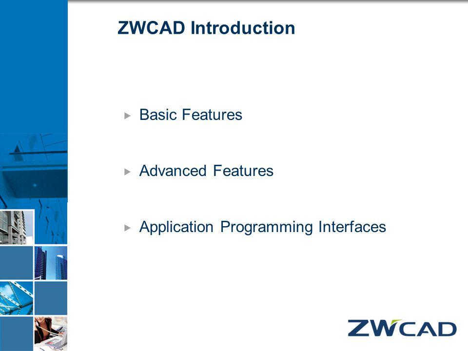 Application Programming Interfaces  Autolisp  VBA  SDS  DRX (Similar to ARX)