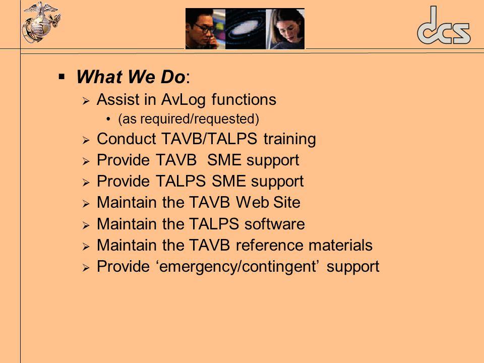  How to reach us:  Paul  Or Contact Maj Don Evans @ ASL pcerkez@dcscorp.com (240) 237-4817