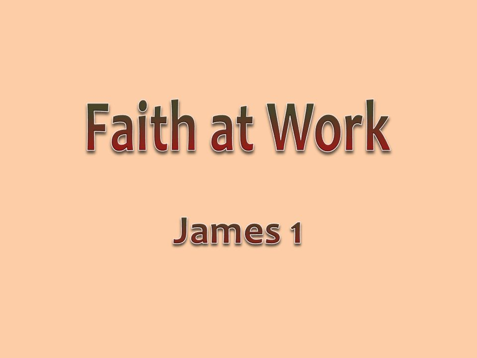 The person of faith lives pure religion, Jas 1:26-27 – Not one who thinks he is religious due to the external observances of public worship, such as church attendance, almsgiving, prayer, fasting -Hatch, Essays in Biblical Greek, 55-57 cited by Robertson, op cit.