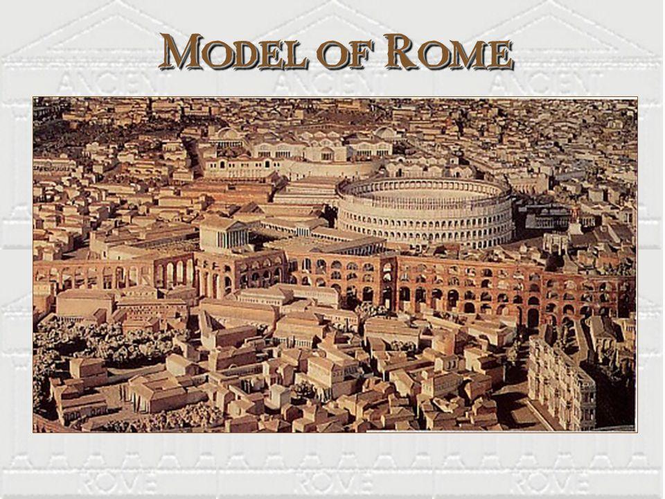 Model of Rome