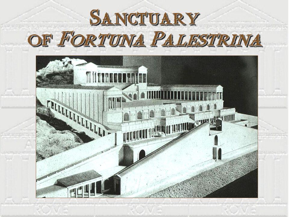 Sanctuary of Fortuna Palestrina