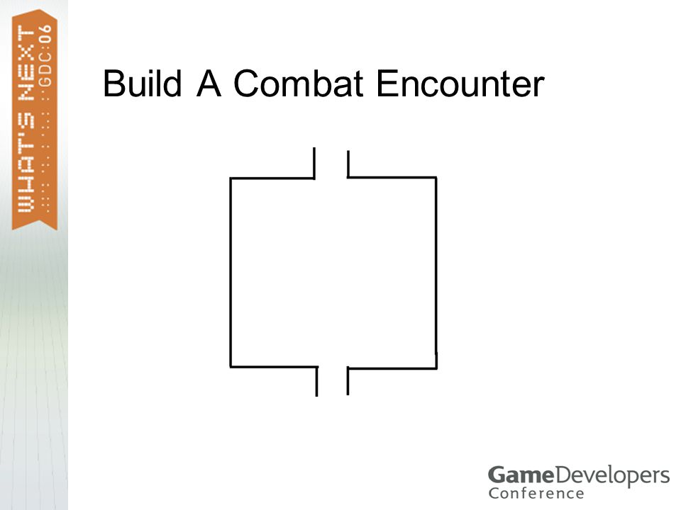 Build A Combat Encounter