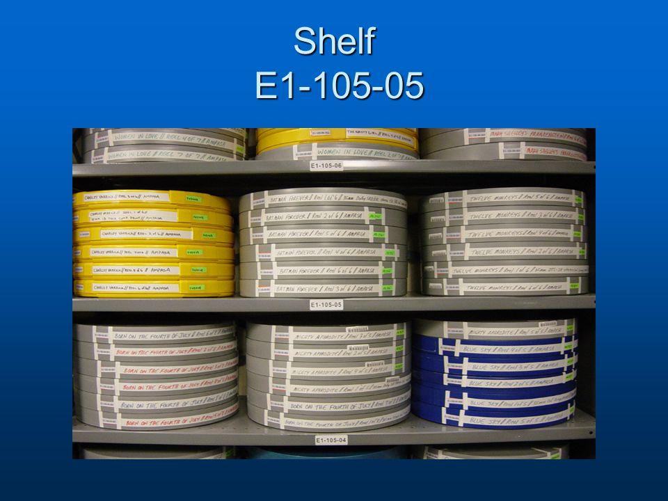 Shelf E1-105-05