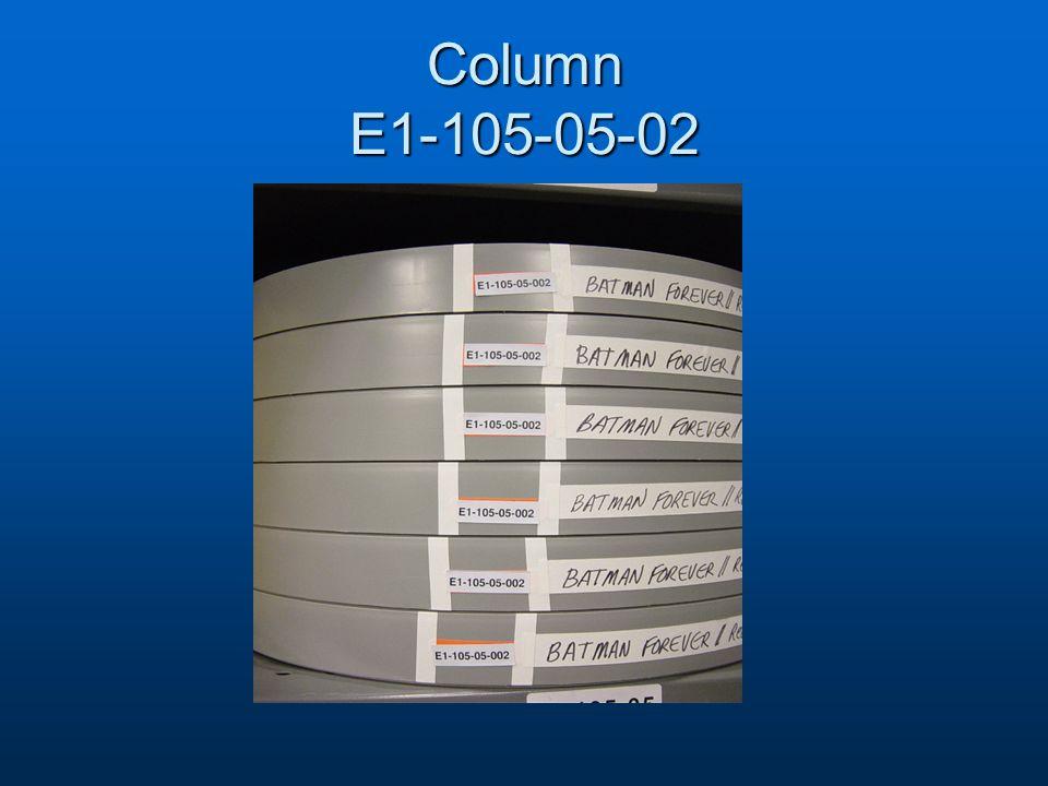 Column E1-105-05-02