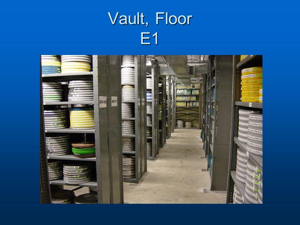 Vault, Floor E1