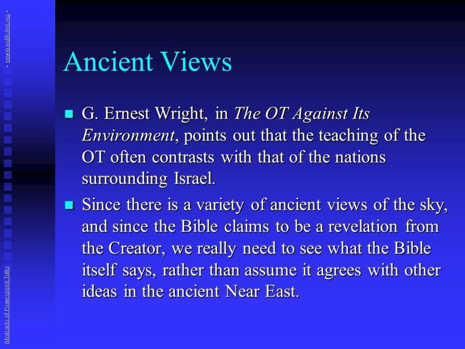 Ancient Views G.