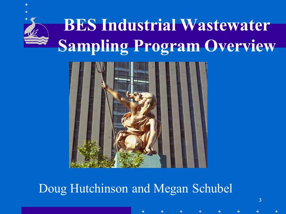 BES Sampling Prep and Field Work