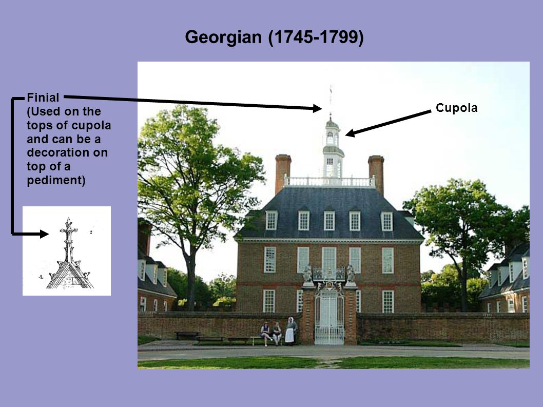 Georgian (1745-1799) Cupola Finial (Used on the tops of cupola and can be a decoration on top of a pediment)