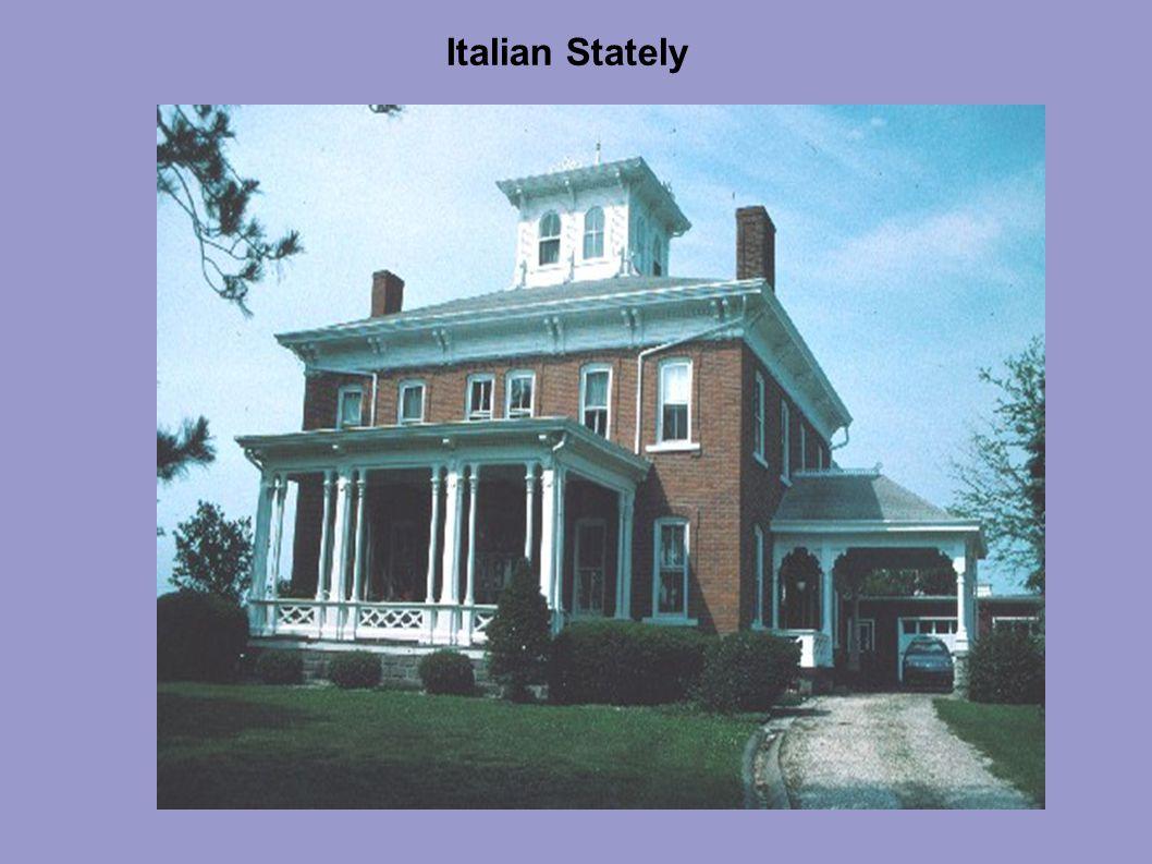Italian Stately