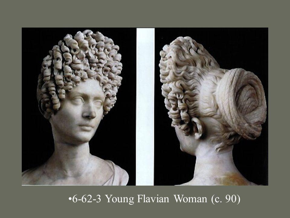 6-62-3 Young Flavian Woman (c. 90)