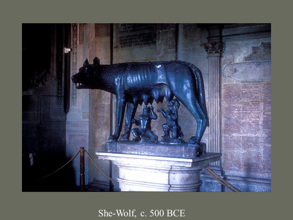 She-Wolf, c. 500 BCE