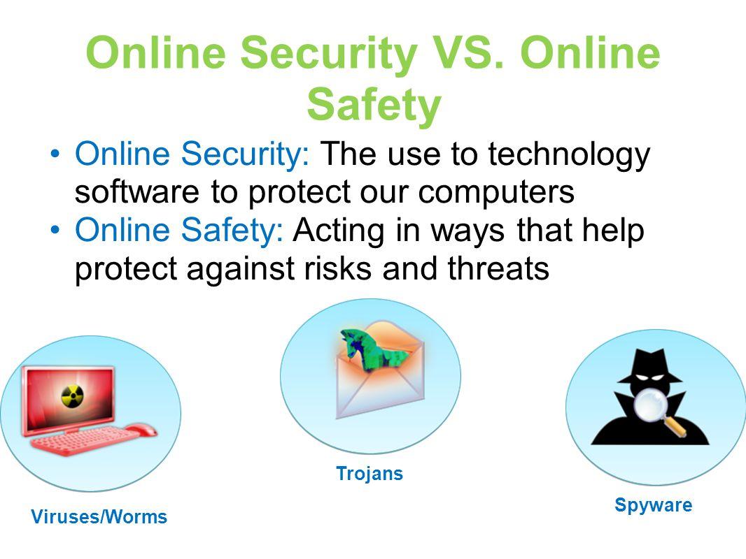 Online Security VS.