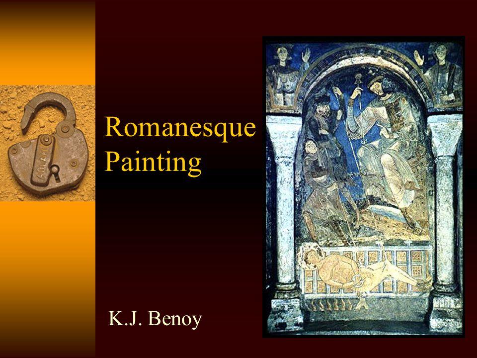 Romanesque Painting K.J. Benoy