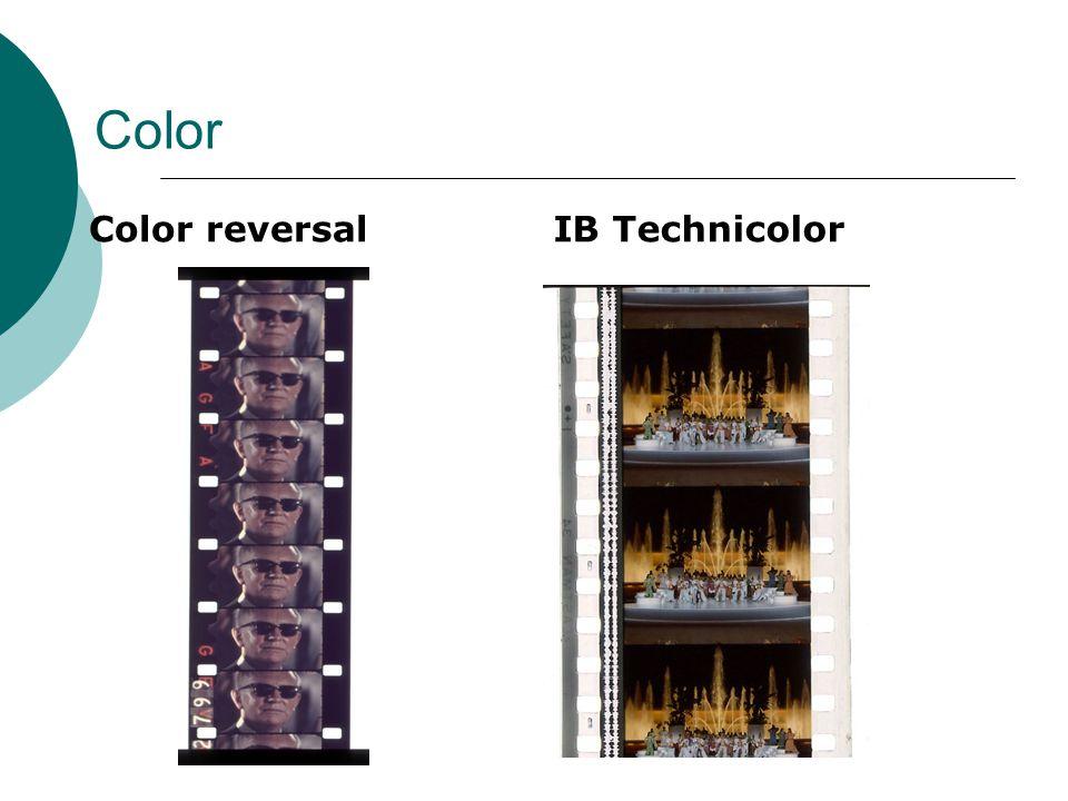 Color Color reversalIB Technicolor