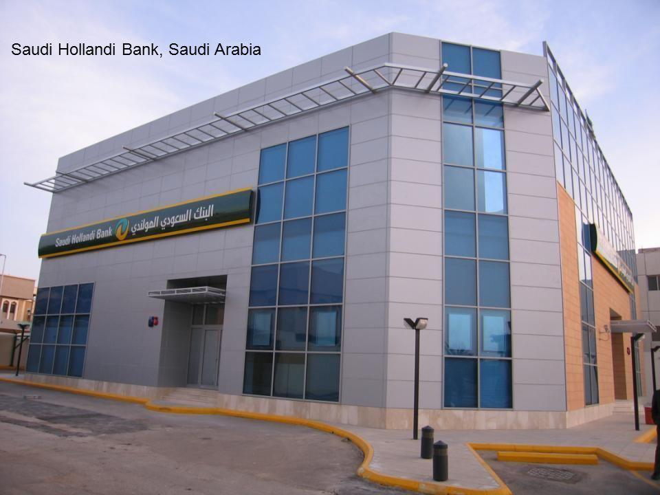 Saudi Hollandi Bank, Saudi Arabia