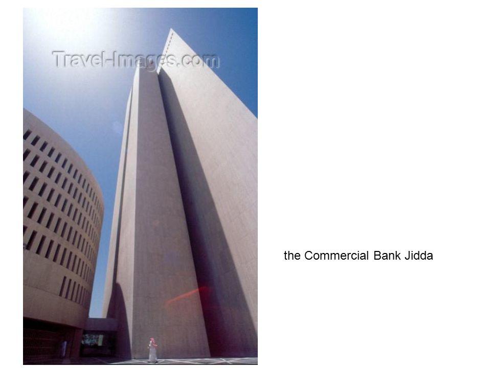 the Commercial Bank Jidda