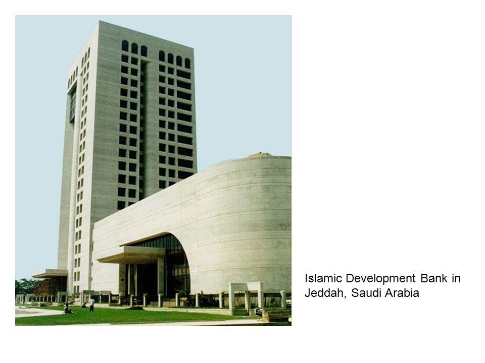 Islamic Development Bank in Jeddah, Saudi Arabia