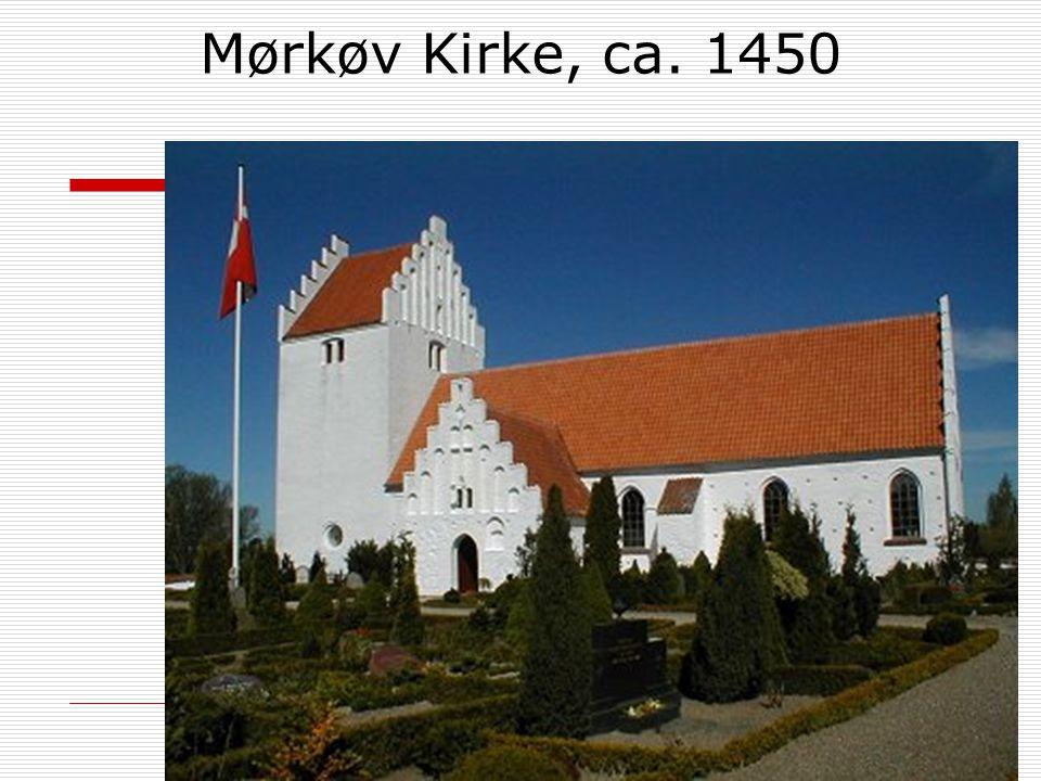 Mørkøv Kirke, ca. 1450