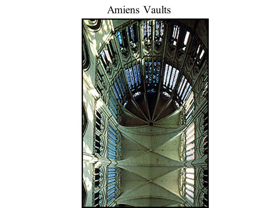 Amiens Vaults