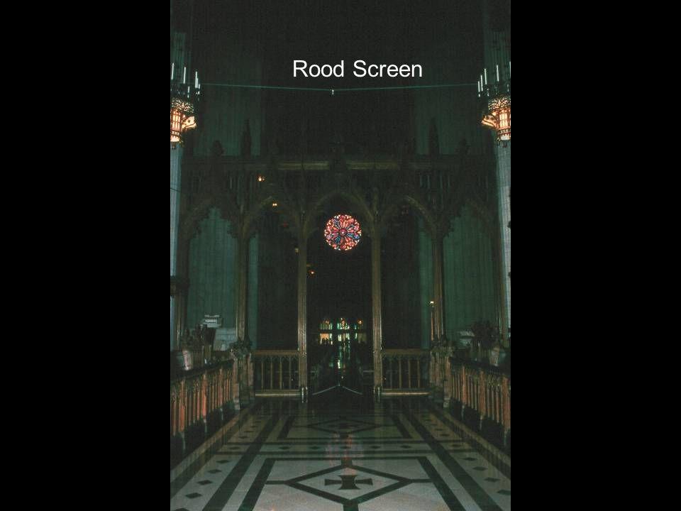 Rood Screen