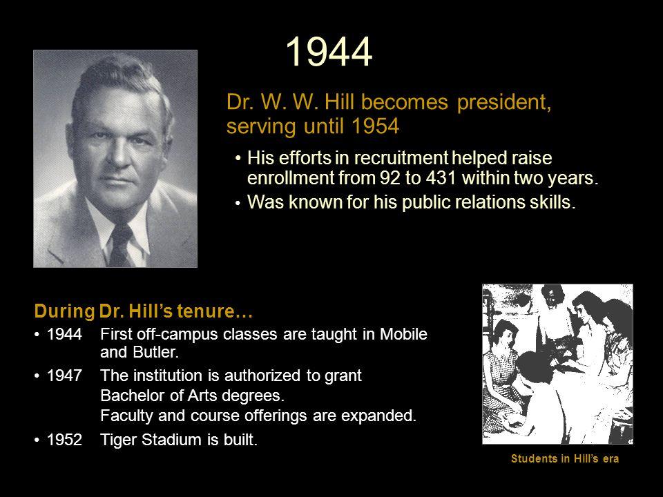 1944 Dr. W. W.