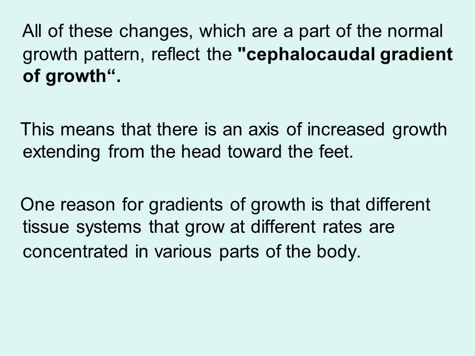Theories of growth control Growth is strongly influenced by genetic factors, but it also can be significantly affected by the environment.