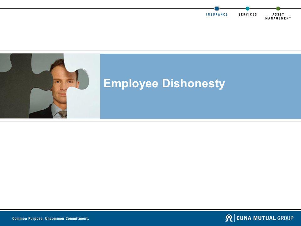 Employee Dishonesty
