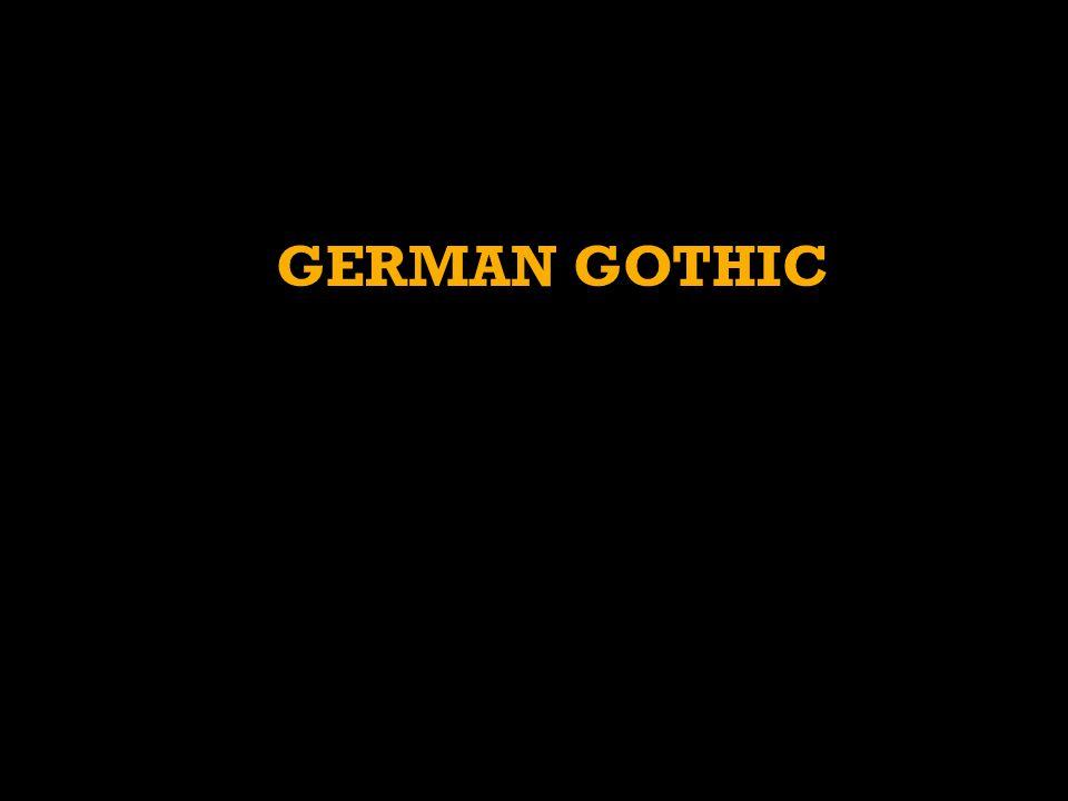 GERMAN GOTHIC
