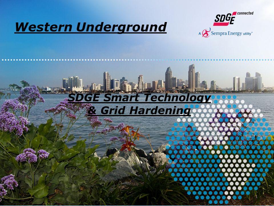 Western Underground SDGE Smart Technology & Grid Hardening 1