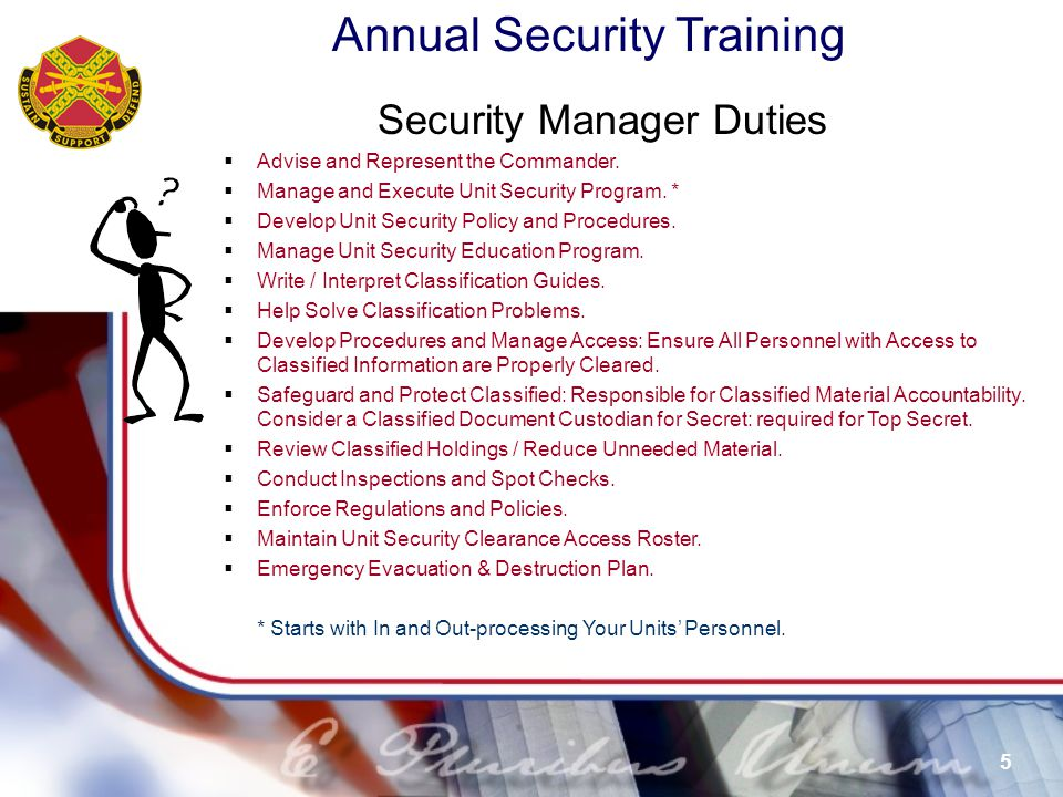 Annual Security Training 66 Espionage, Sabotage or Subversive Activities are Reported To Whom.