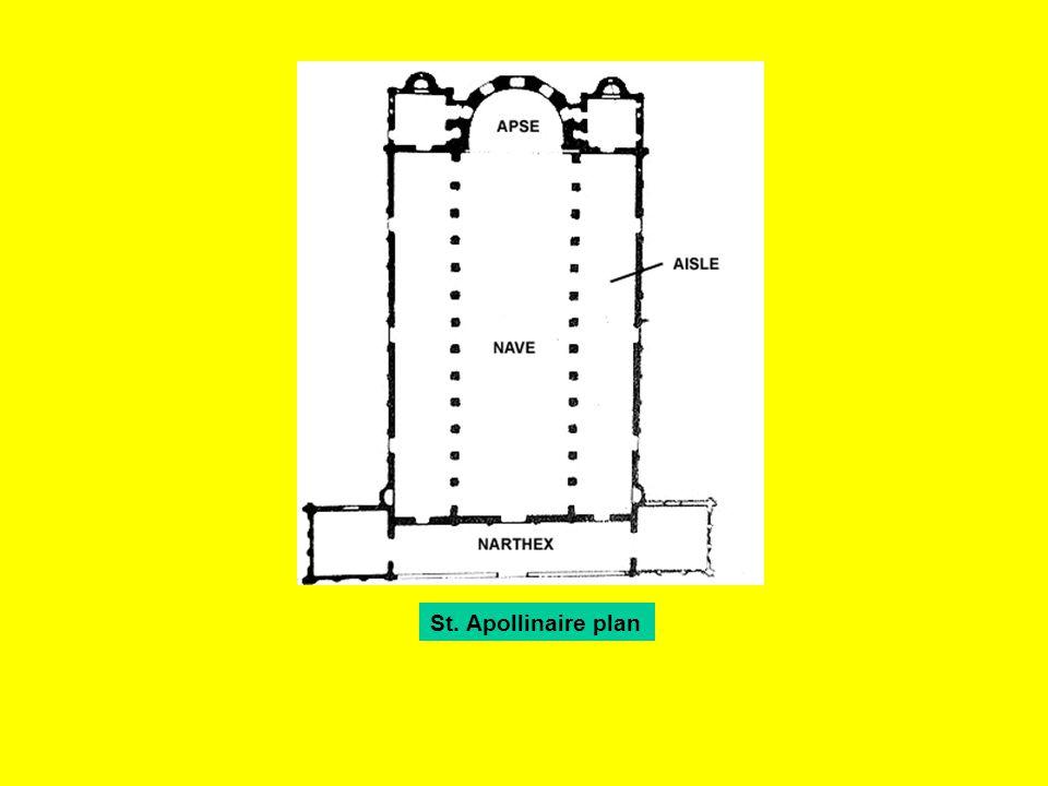 St. Apollinaire plan