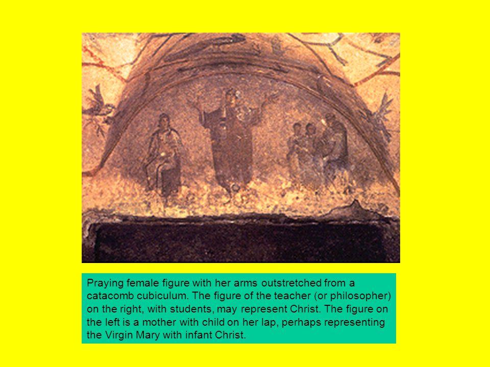 Saint Apollinare Nuovo. Detail of Magus.