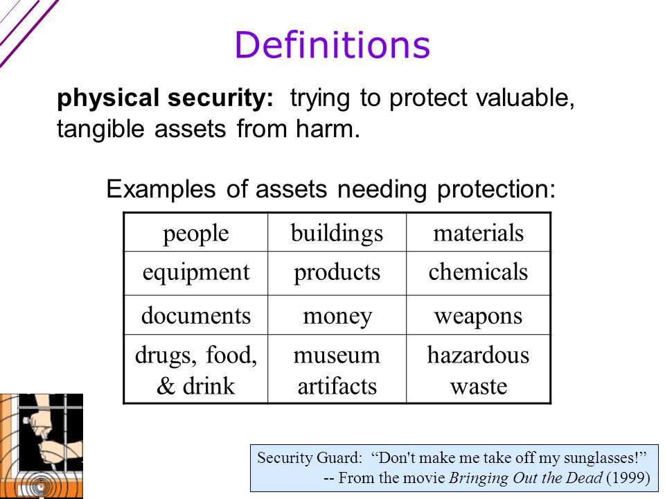 Security Surveys vs.Risk Management vs.