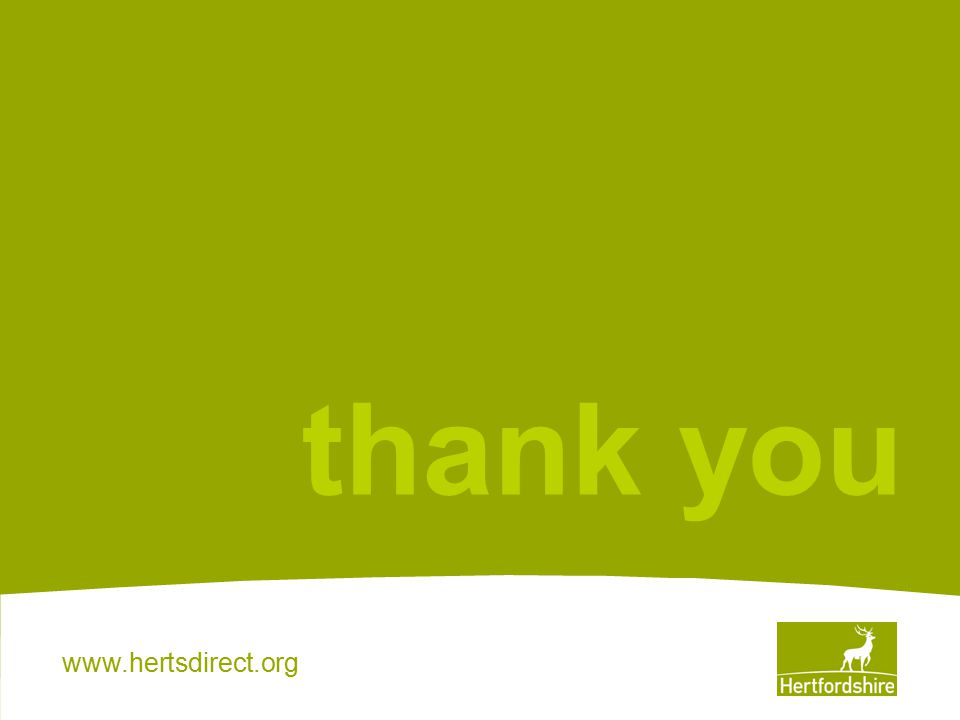 www.hertsdirect.org thank you