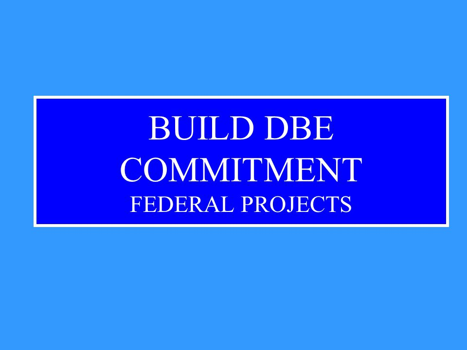 Bid Date and Project DBE Goal can be edited when you receive an Addendum instructing you to make the change.