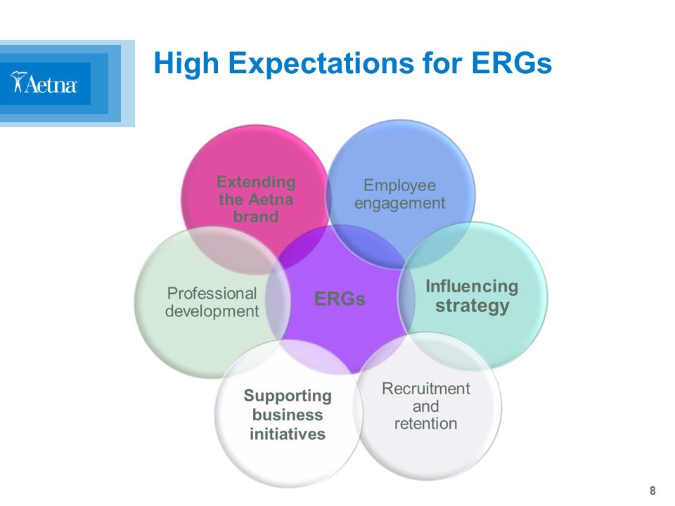 8 High Expectations for ERGs