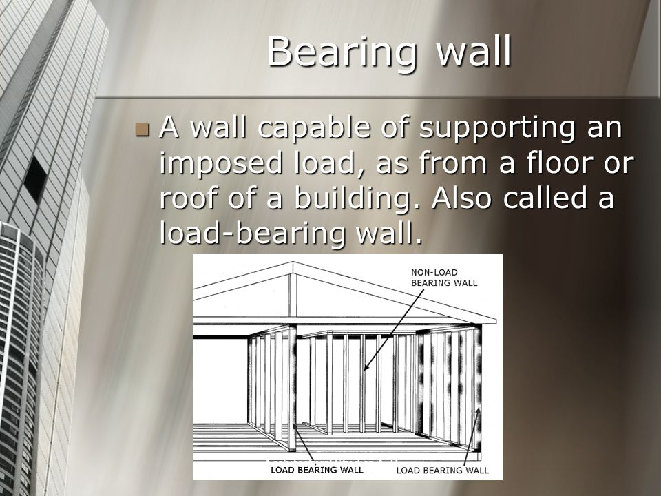 Bi-fold door A folding door that divides into two parts, the inner leaf of each part being hung from an overhead track and the outer leaf pivoted at the jamb.