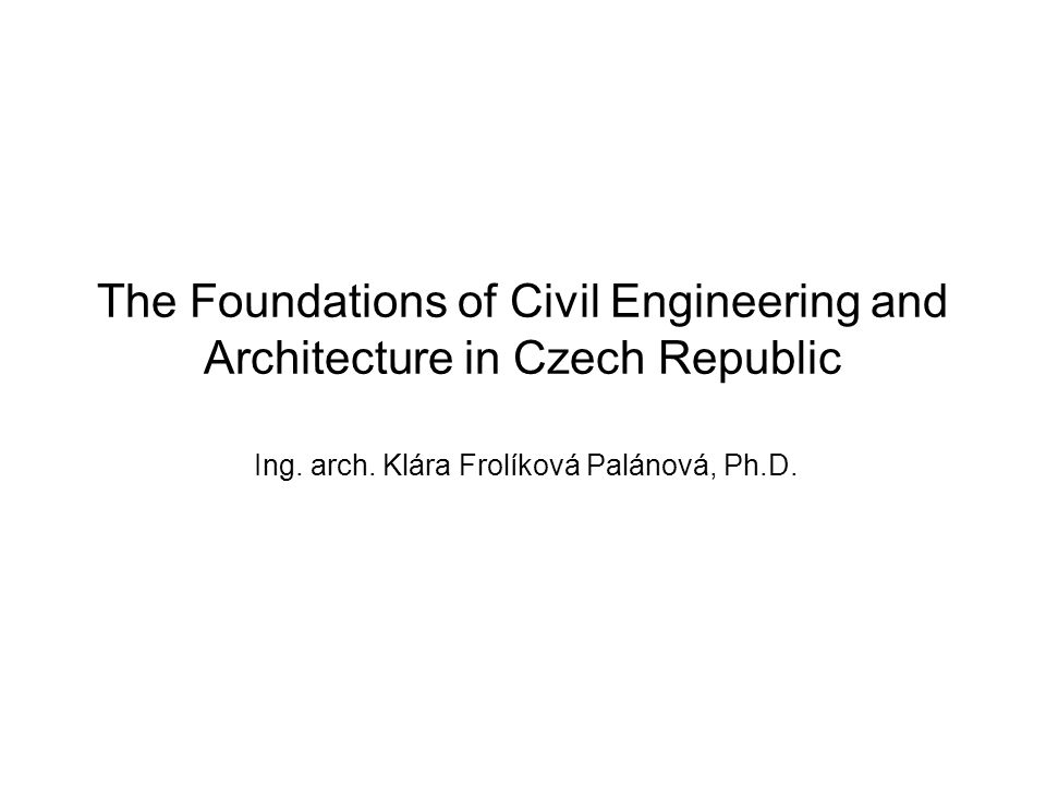 """First archeologic monument is settlement Prehistoric and early historic fortified settlement By purpose is known –Offensive settlement –Tribal (kmenové) settlement In early historic we named """"settlement also castles, made from wood (Prague castle, Old Plzenec)…we call this period time settlement (7.-11."""