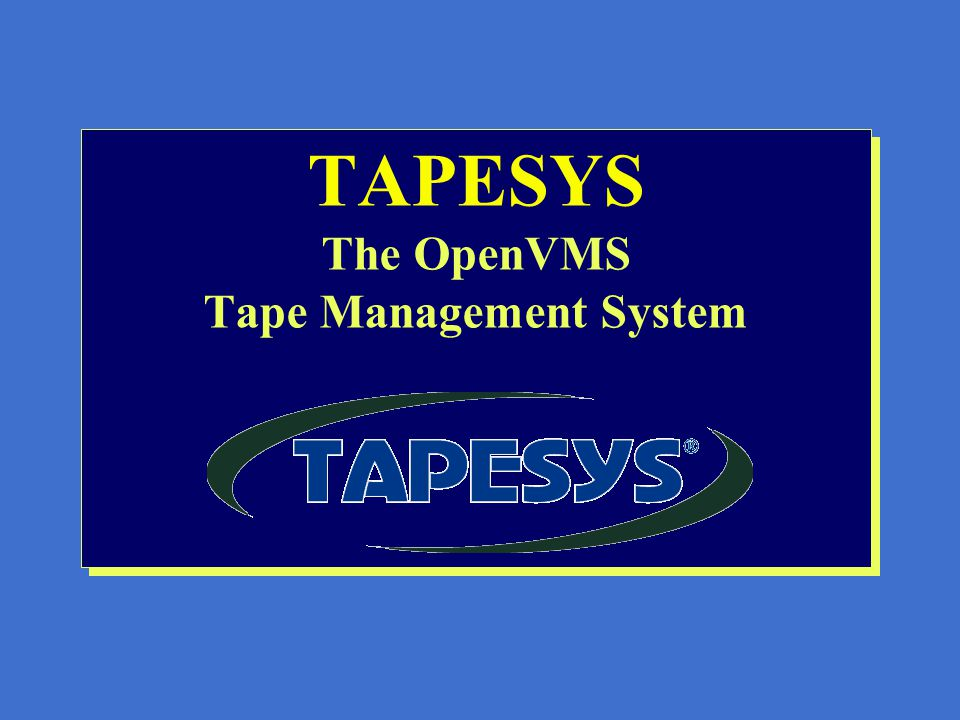Software Partners, Inc. Product Set TAPESYS... for media management THRUway... for remote device access THRUnet... for backup of UNIX systems HIERARCH