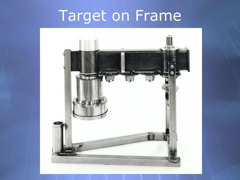 Target on Frame