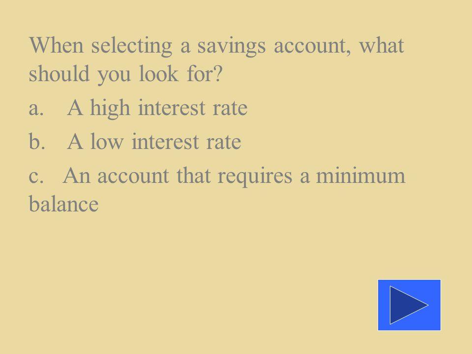 b. Mutual fund