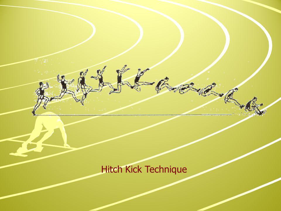 Hitch Kick Technique