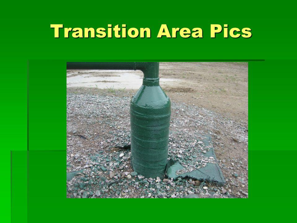 Transition Area Pics