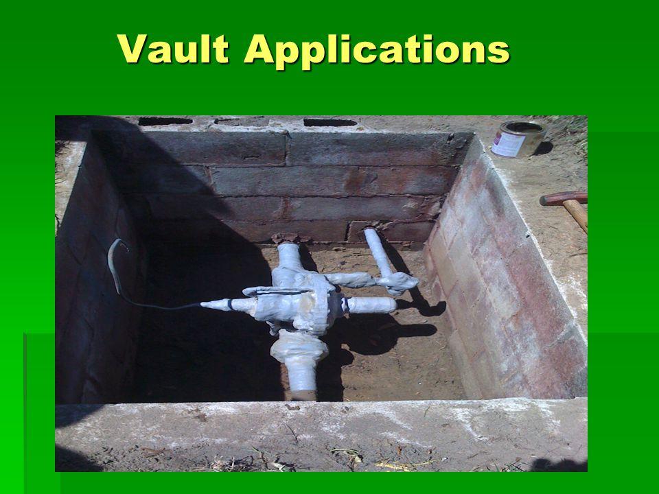 Vault Applications