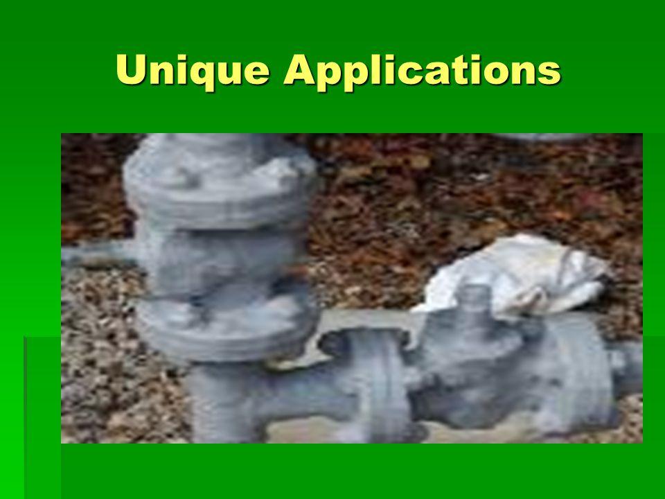 Unique Applications